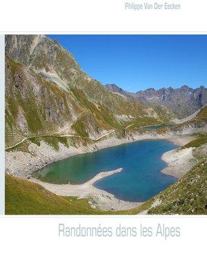 cover image of Randonnées dans les Alpes