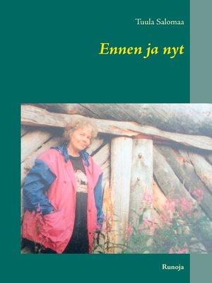 cover image of Ennen ja nyt
