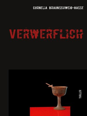 cover image of Verwerflich