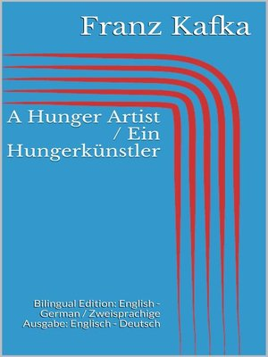 a review of kafkas story hunger artist A short story by franz kafka a hunger artist how to my first review a short story by franz kafka to review: a hunger artist by franz kafka.