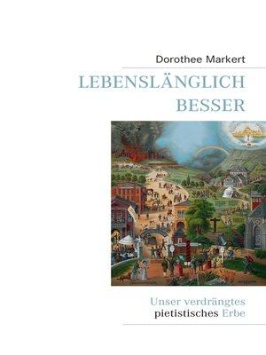 cover image of Lebenslänglich besser