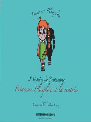 cover image of Princesse Plouplou