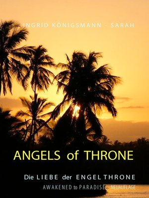 cover image of Awakened to Paradise--Die Liebe der Engel Throne