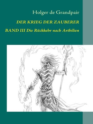cover image of Der Krieg der Zauberer, Band 3