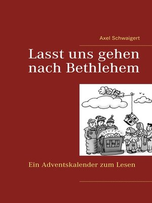 cover image of Lasst uns gehen nach Bethlehem