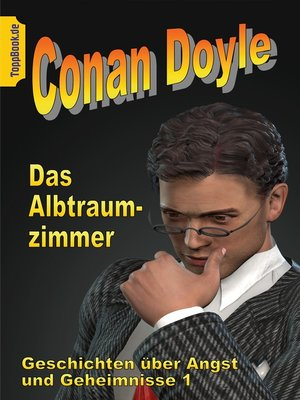 cover image of Das Albtraumzimmer