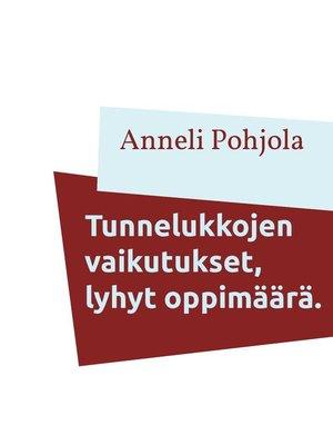 cover image of Tunnelukkojen vaikutukset, lyhyt oppimäärä.