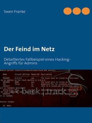 cover image of Der Feind im Netz