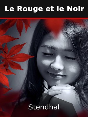 cover image of Le Rouge et le Noir