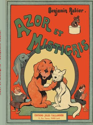 cover image of Azor & Mistigris