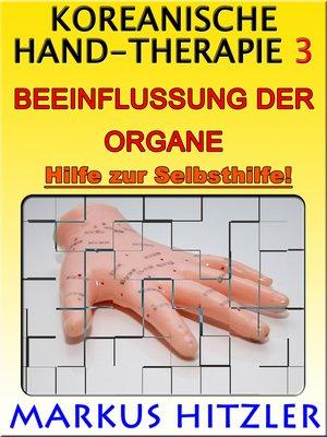 cover image of Koreanische Hand-Therapie 3