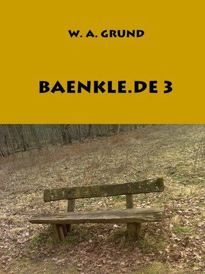 cover image of Baenkle.de III