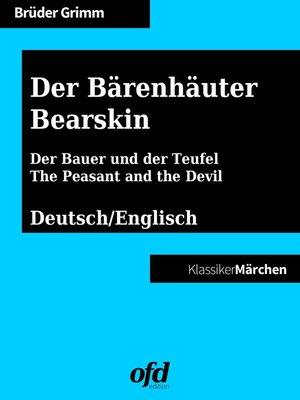 cover image of Der Bärenhäuter--Bearskin