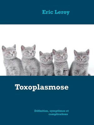 cover image of Toxoplasmose