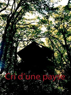 cover image of Cri d'une payse