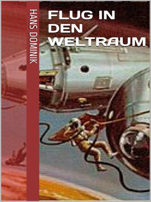 cover image of Flug in den Weltraum
