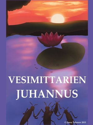 cover image of Vesimittarien juhannus
