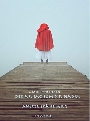 cover image of Amulettringen – Det är jag som är Nadja