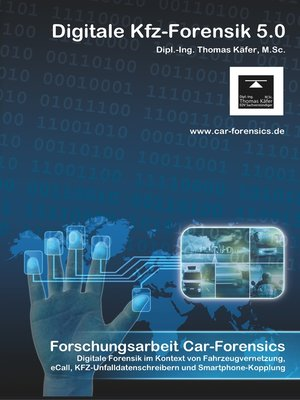 cover image of Car-Forensics