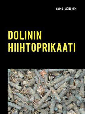 cover image of Dolinin hiihtoprikaati