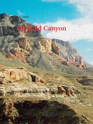 cover image of All Gold Canyon
