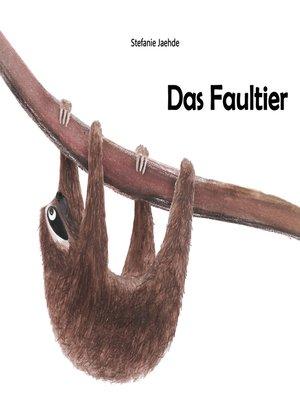 cover image of Das Faultier