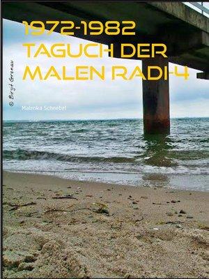 cover image of 1972-1982 Taguch der Malen Radi-4
