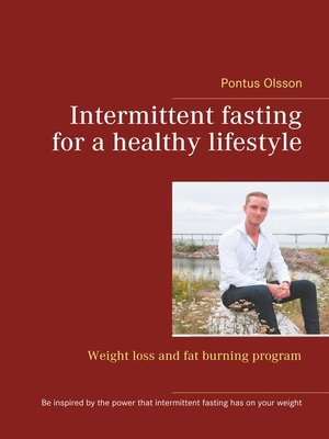 cover image of Intermittent fasting for a healthy lifestyle