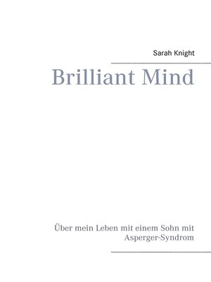 cover image of Brilliant Mind