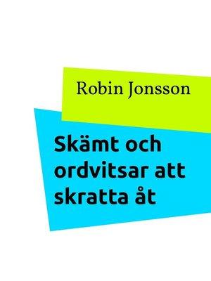 cover image of Skämt och ordvitsar att skratta åt