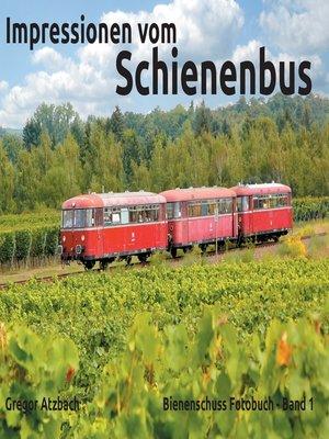 cover image of Impressionen vom Schienenbus