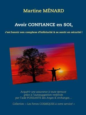 cover image of Avoir confiance en soi