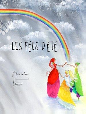 cover image of Les fées d'été