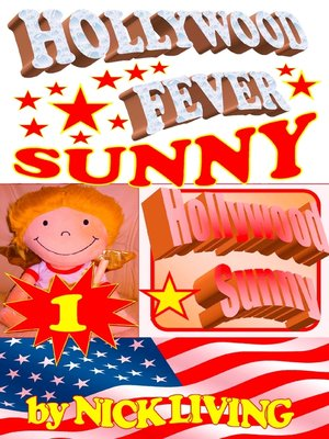 cover image of Sunny--Hollywood Fever