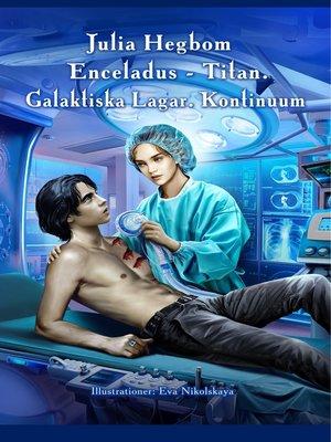 cover image of Kontinuum. Andra Galaktiska Lagen