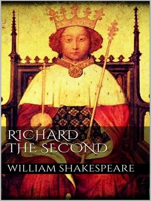 cover image of Richard the second