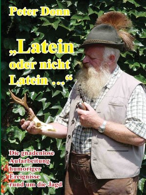 "cover image of ""Latein oder nicht Latein..."""