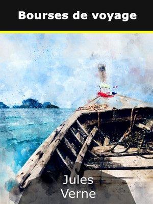 cover image of Bourses de voyage