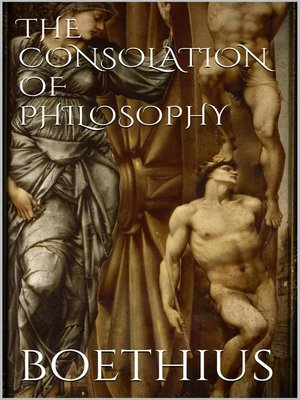 cover image of The Consolation of Philosophy