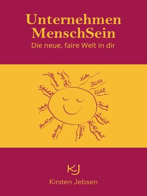 cover image of Unternehmen MenschSein
