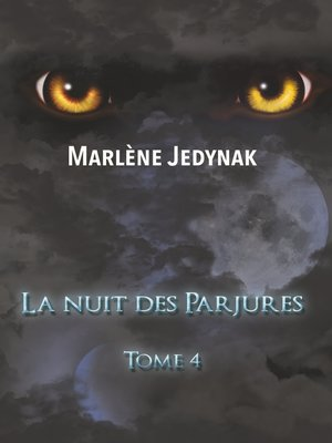 cover image of La nuit des Parjures