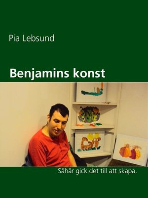 cover image of Benjamins konst