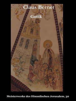 cover image of Gotik