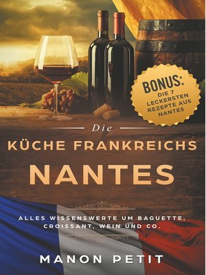 cover image of Nantes --Die Küche Frankreichs