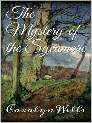 cover image of The Mystery of the Sycamore