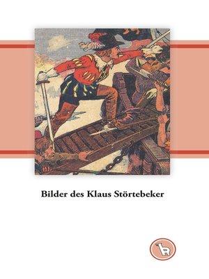 cover image of Bilder des Klaus Störtebeker