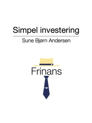 cover image of Simpel investering