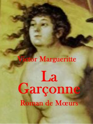 cover image of La Garçonne