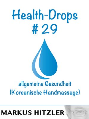 cover image of Health-Drops #029