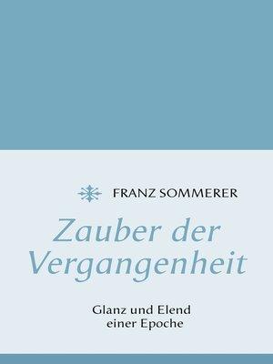 cover image of Zauber der Vergangenheit